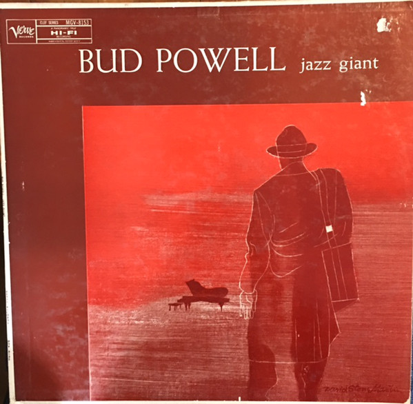 bud powell - jazz giants mgv 8153