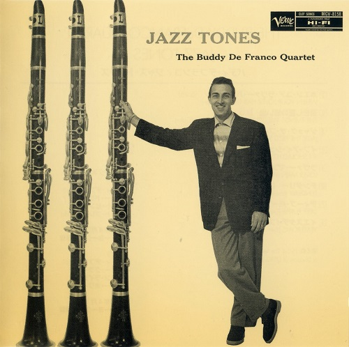 buddy defranco - jazz tones 8158