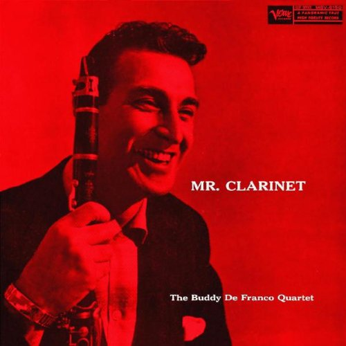 buddy defranco - mr clarinet 8159