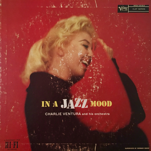 charlie ventura - in a jazz mood mgv 8163