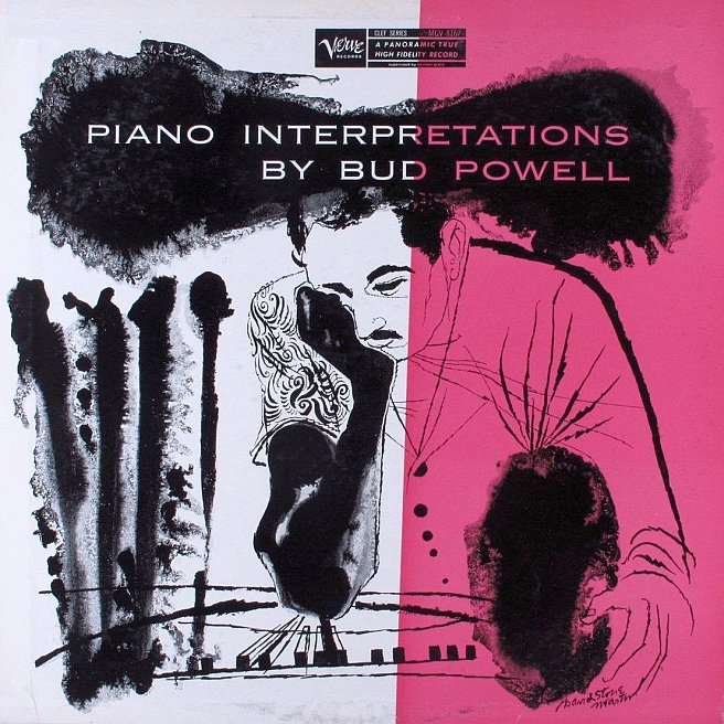 bud powell - piano interpretations 8167
