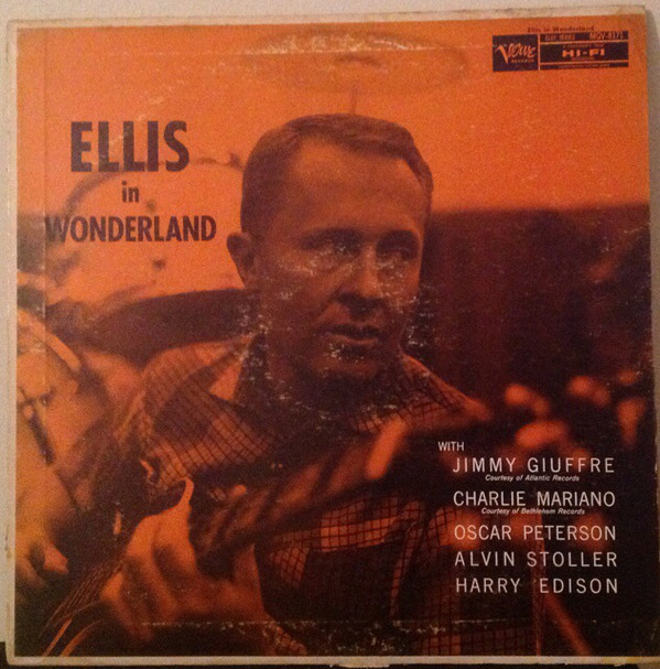 herb ellis - ellis in wonderland 8171