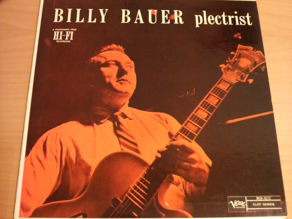 billy bauer - plectrist 8172