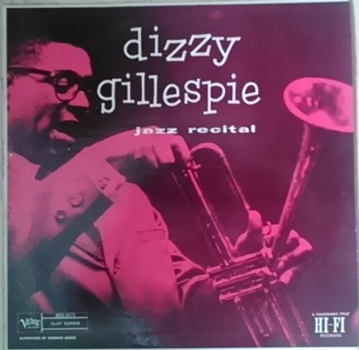 dizzy gillespie - jazz recital 8173