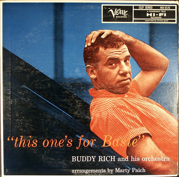 buddy rich - this one's for basie 8176