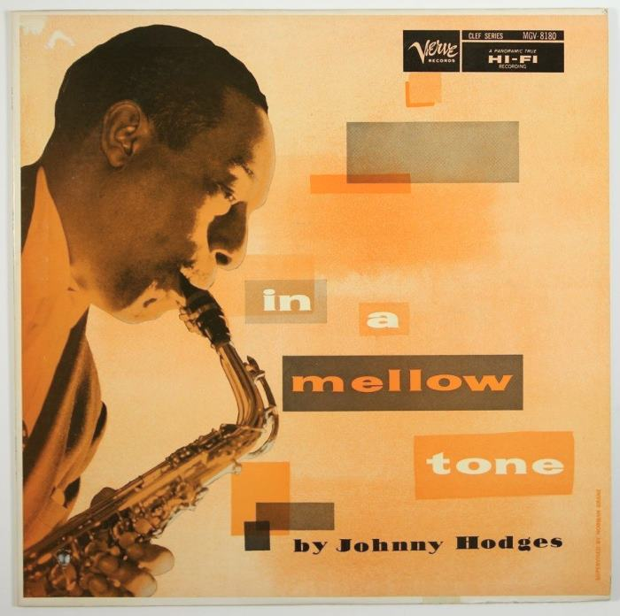 johnny hodges - in a mellow tone 8180