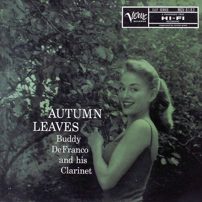 buddy defranco - autumn leaves 8183