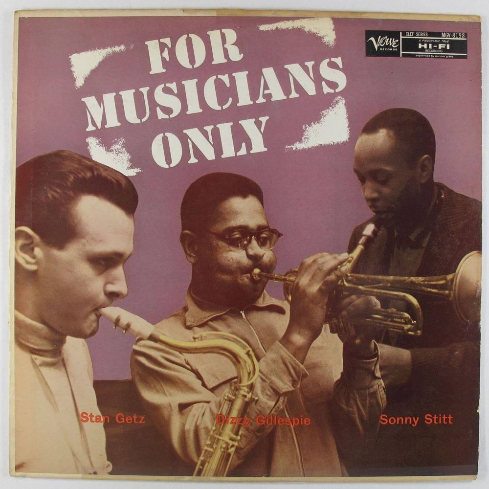 various artists - for musicians only 8198
