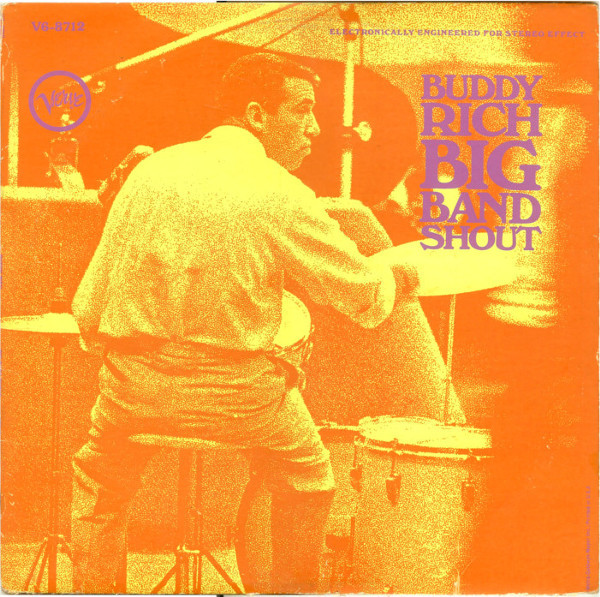 buddy rich - big band shout 8712