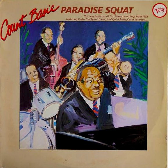 count basie - paradise squat 2542
