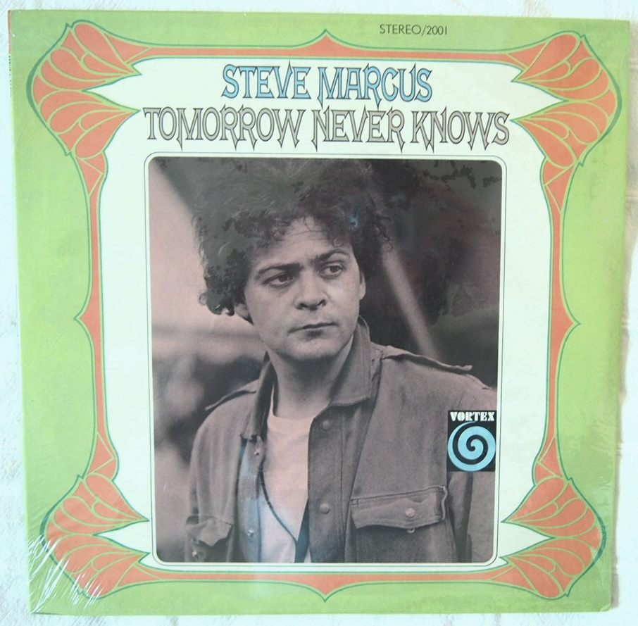 steve marcus - tomorrow never knows 2001